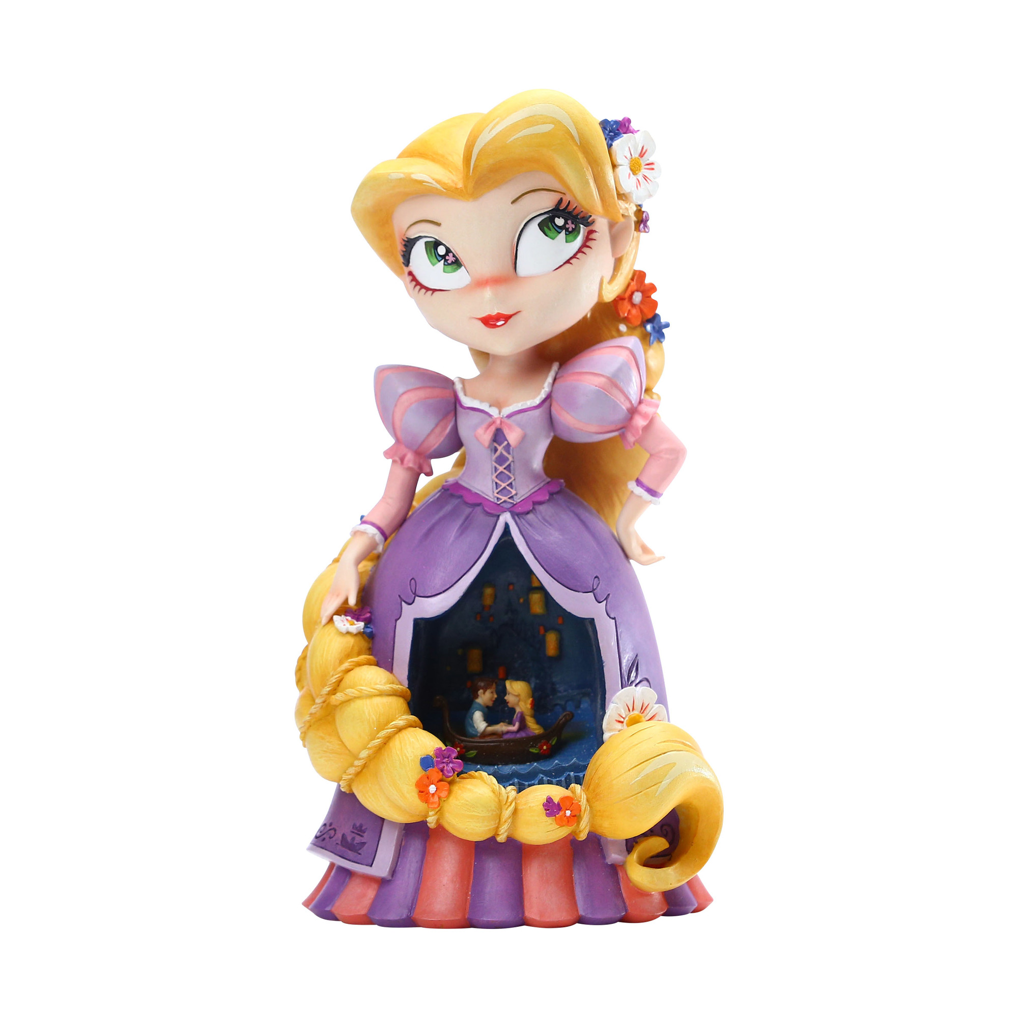World of Miss Mindy Disney Rapunzel Statue